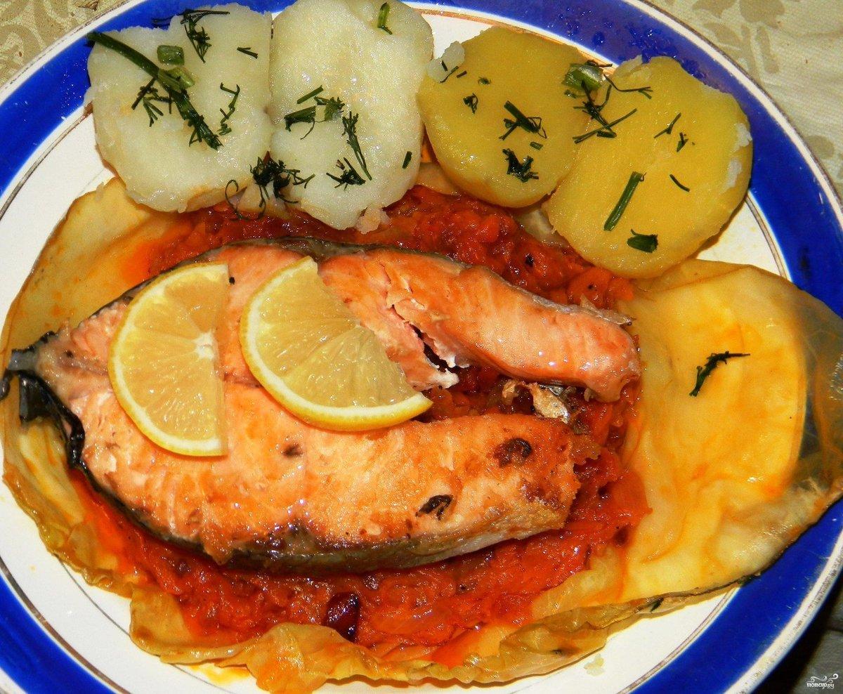 Рыба на пару в мультиварке рецепты фото пошагово