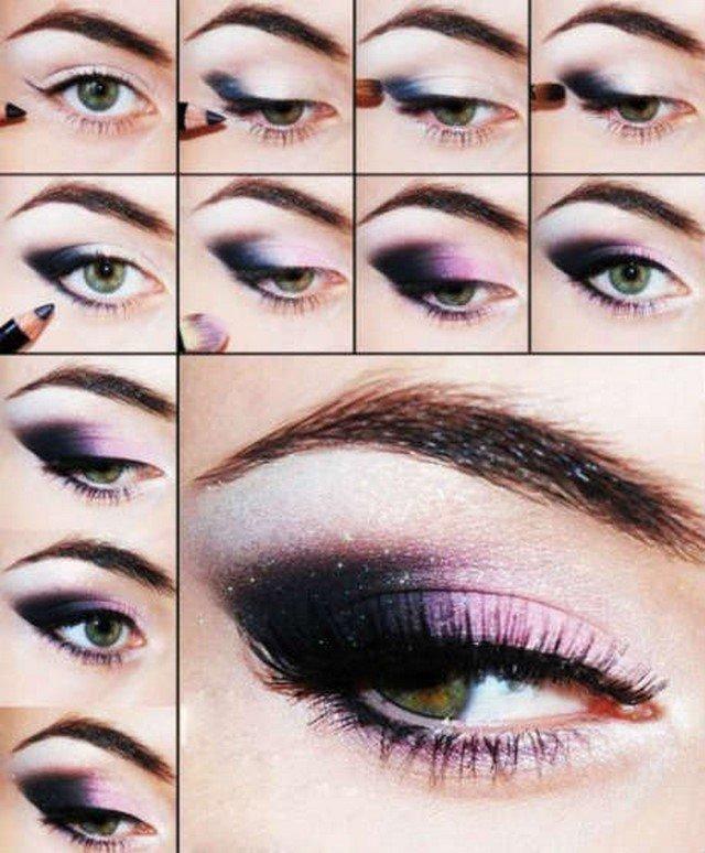 Пошаговый профессиональный макияж