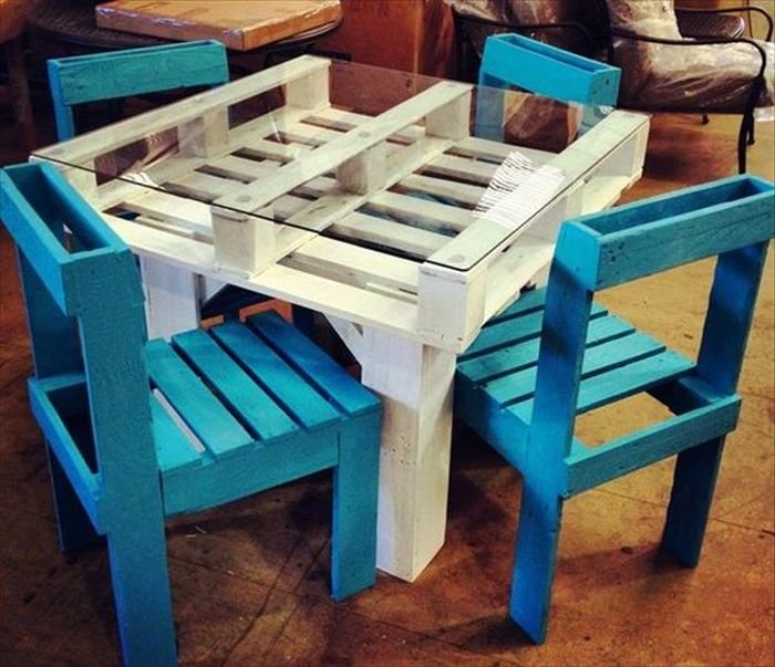 Изготовление мебели для дачи своими руками 20