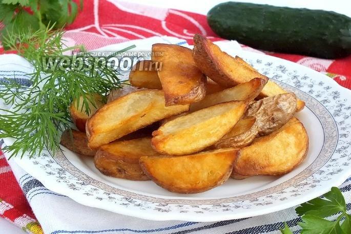 Как в домашних условиях сделать картошку