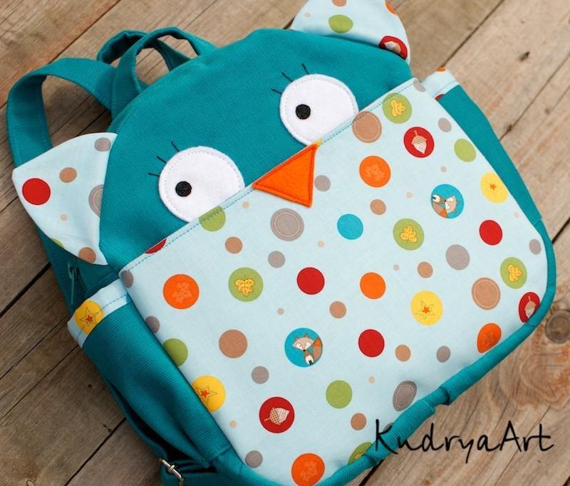 Сшить рюкзак для ребёнка 99