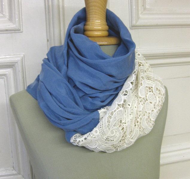 Что такое шарф снуд сшитый 384