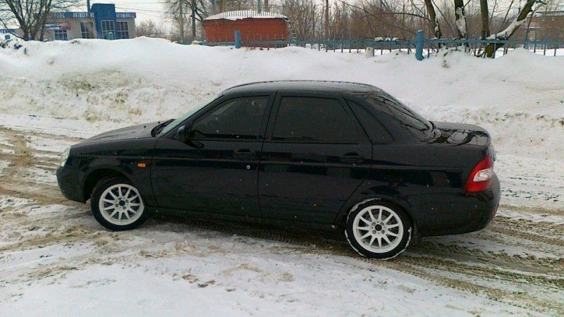 Стартовали продажи зимней версии lada priora, авторынок, в россии, новинки, новости, , автомобильный журнал, колеса