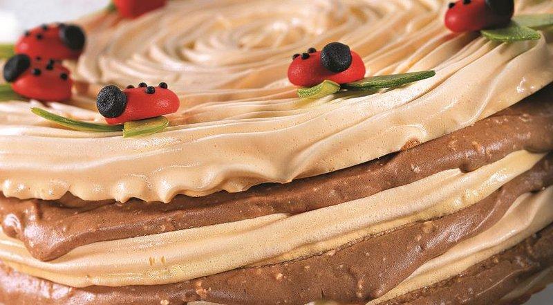 Рецепт торт-безе пошагово с