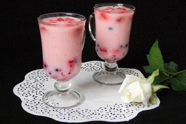 Желе из йогурта рецепт пошаговый для начинающих