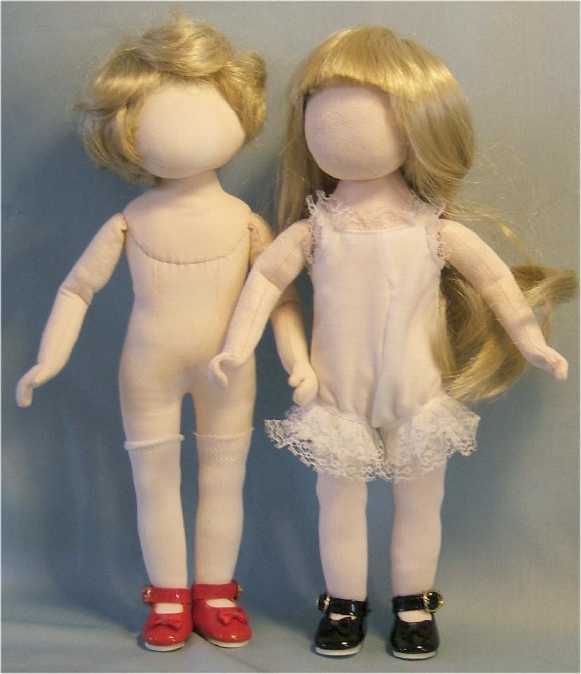 Как сделать куклу доллс своими руками