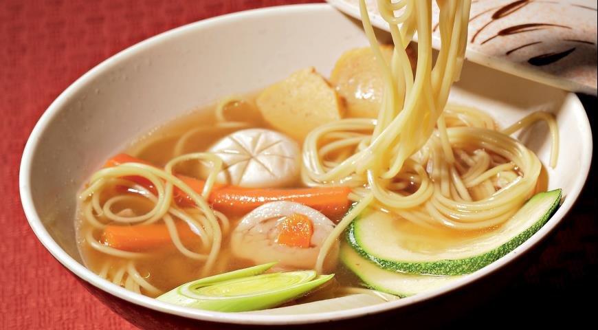 Рецепт рамена по японски куриный