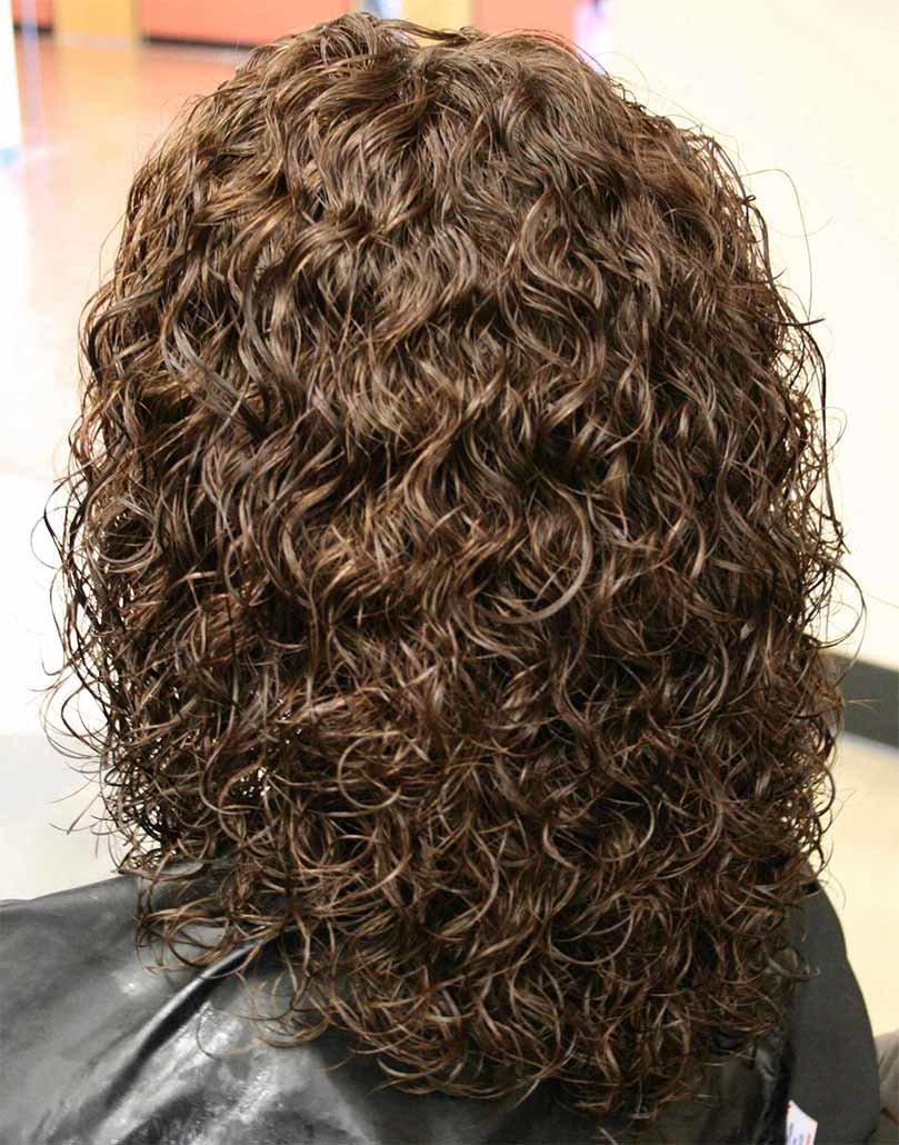 Эффект мокрых волос в домашних условиях на короткие волосы фото