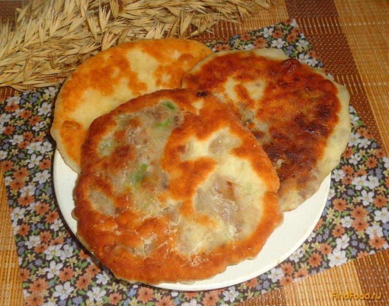 Рецепт хачапури с фаршем в духовке
