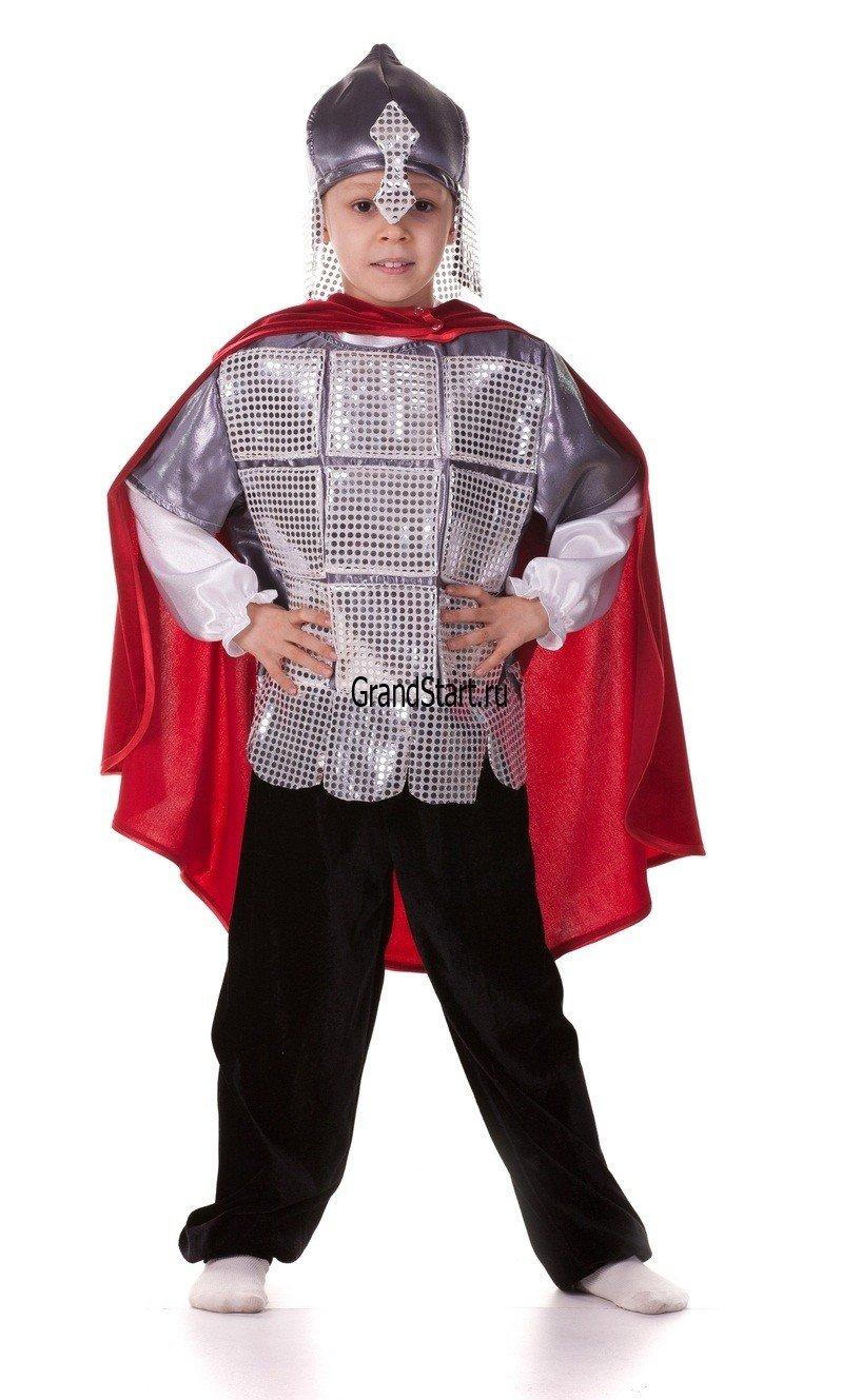 Как сделать костюм Богатыря своими руками - ФОТО 10
