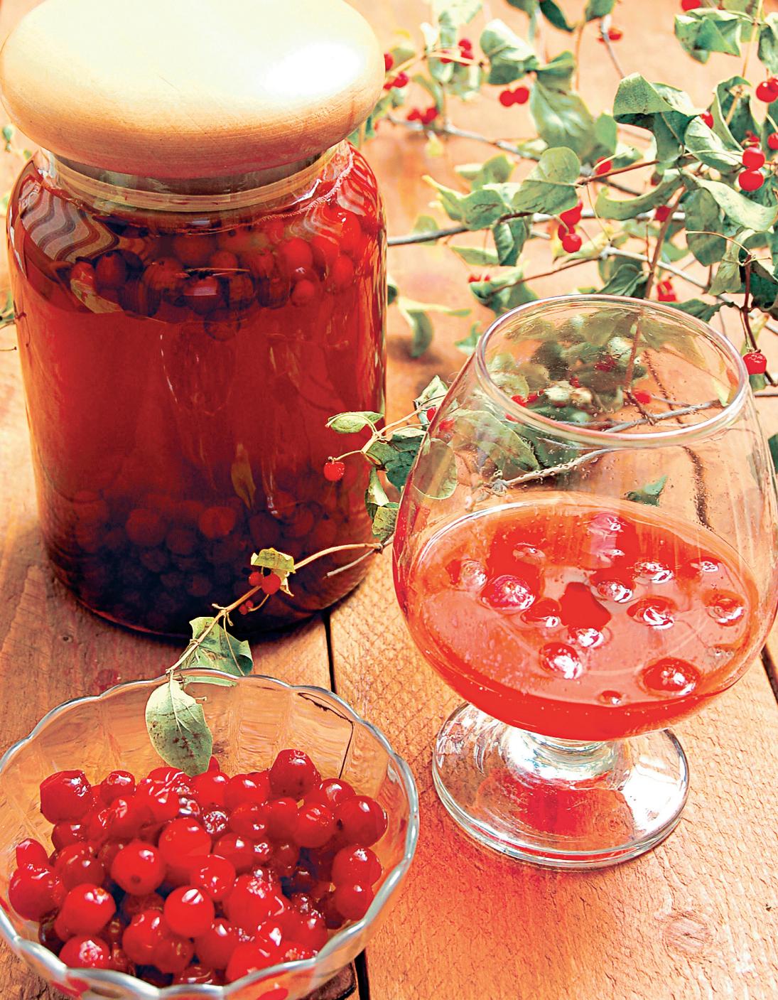 Как сделать сок из кизила