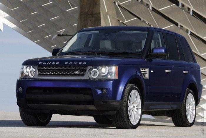 Land Rover Range Rover Sport L494 2014 Workshop