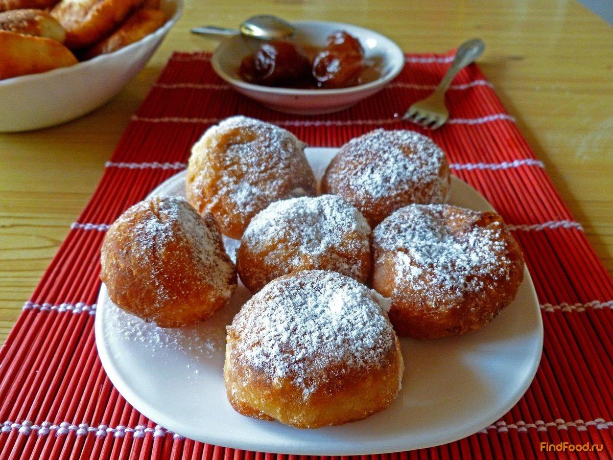 Рецепт творожных пончиков 83