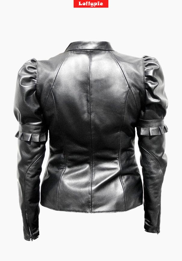 Пиджак из кожи своим руками
