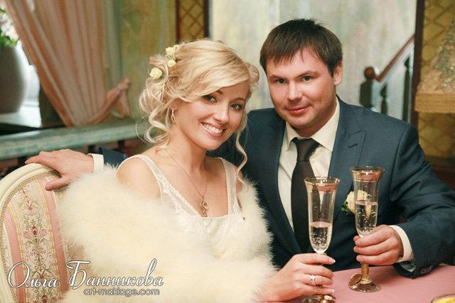 Прически на свадьбу жениха и невесты