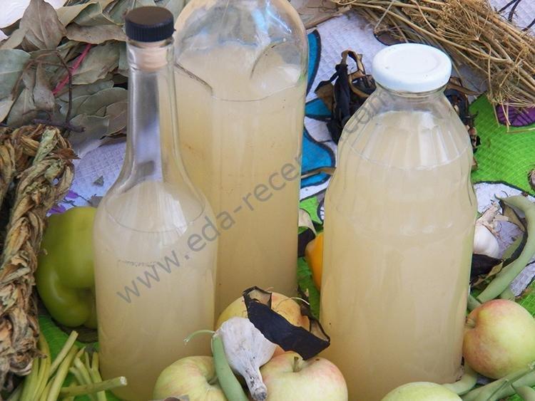 Домашний яблочный уксус как сделать в домашних условиях 197