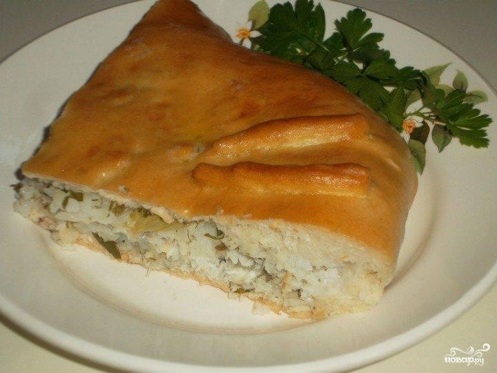 Рецепты пирогов с рыбой сом