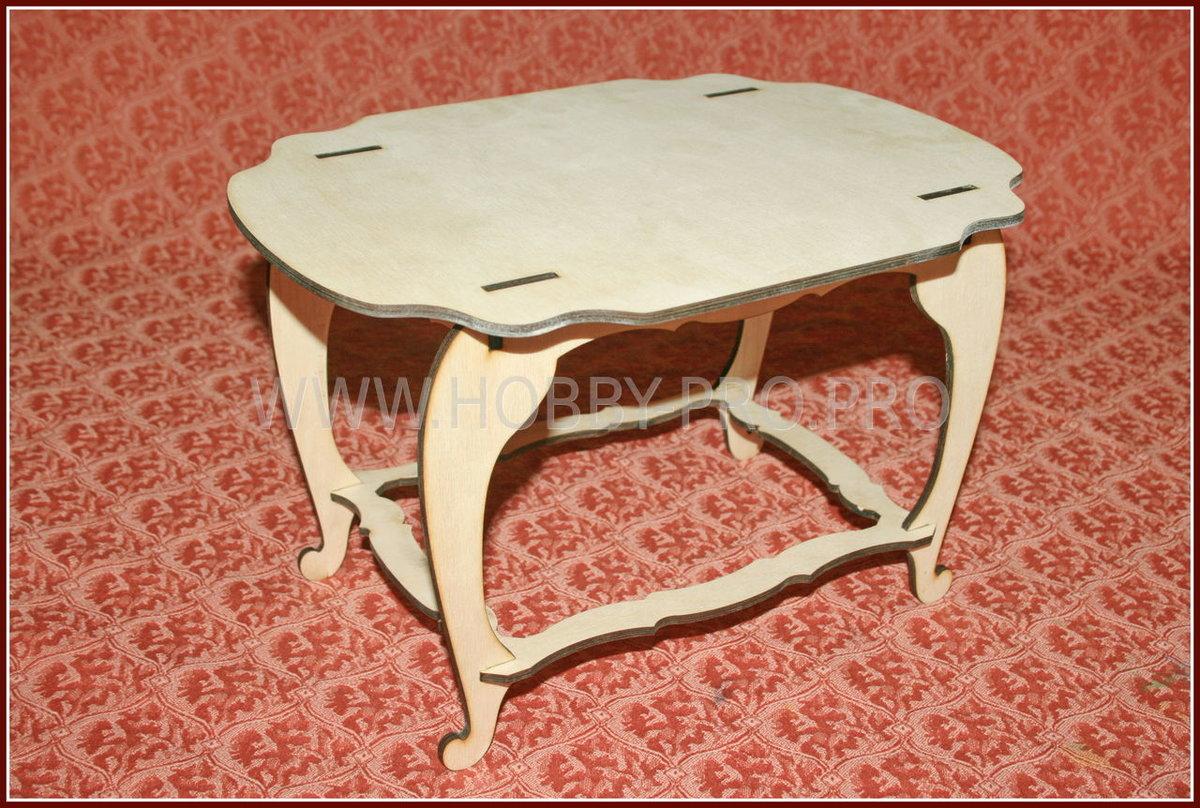 Сделать столик из фанеры своими руками 93