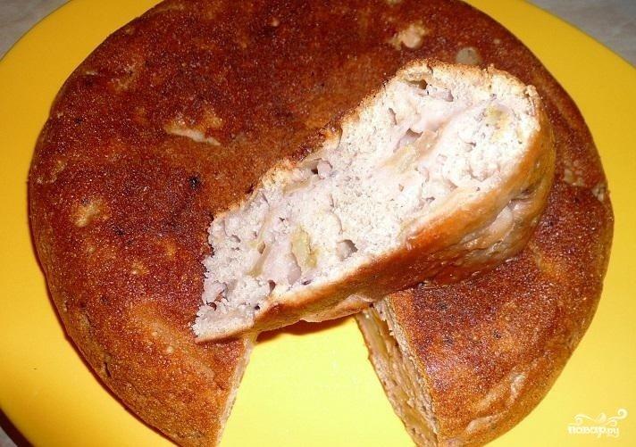 Рецепты шарлотки с вареньем в мультиварке