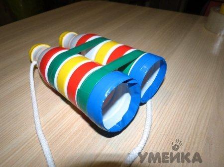 Игрушки детям своими руками из бросового материала