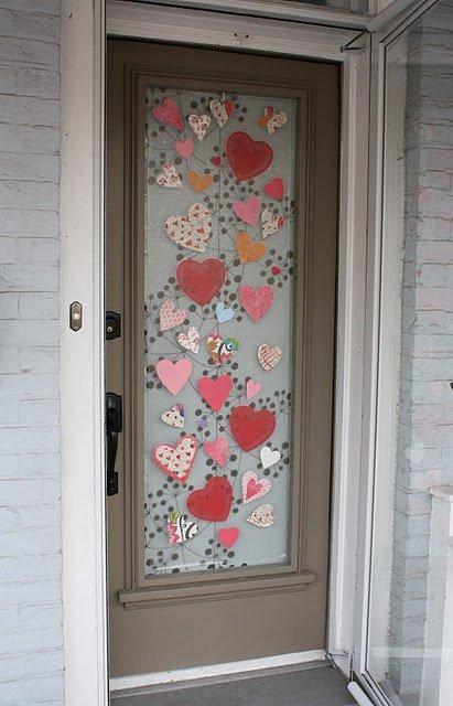 Обновим старые двери своими руками