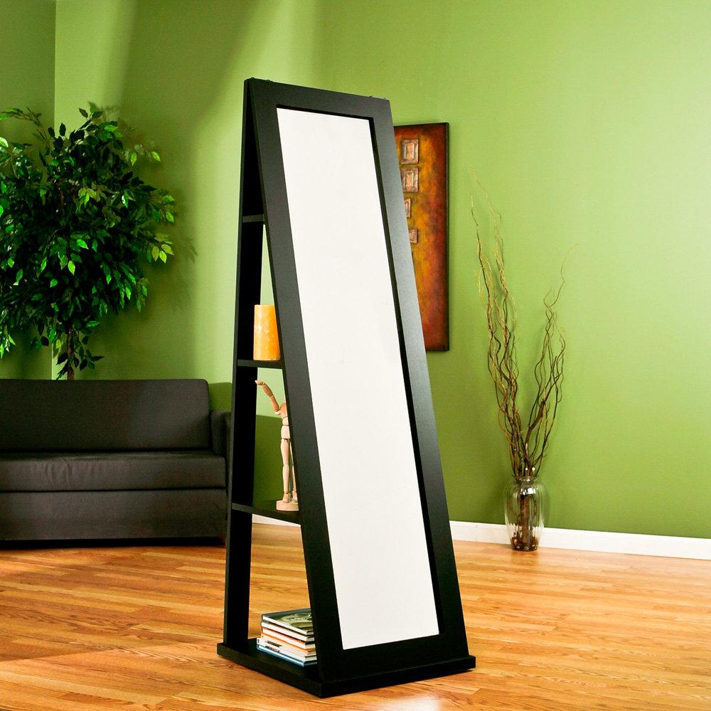 Зеркало напольное сделать своими руками 914