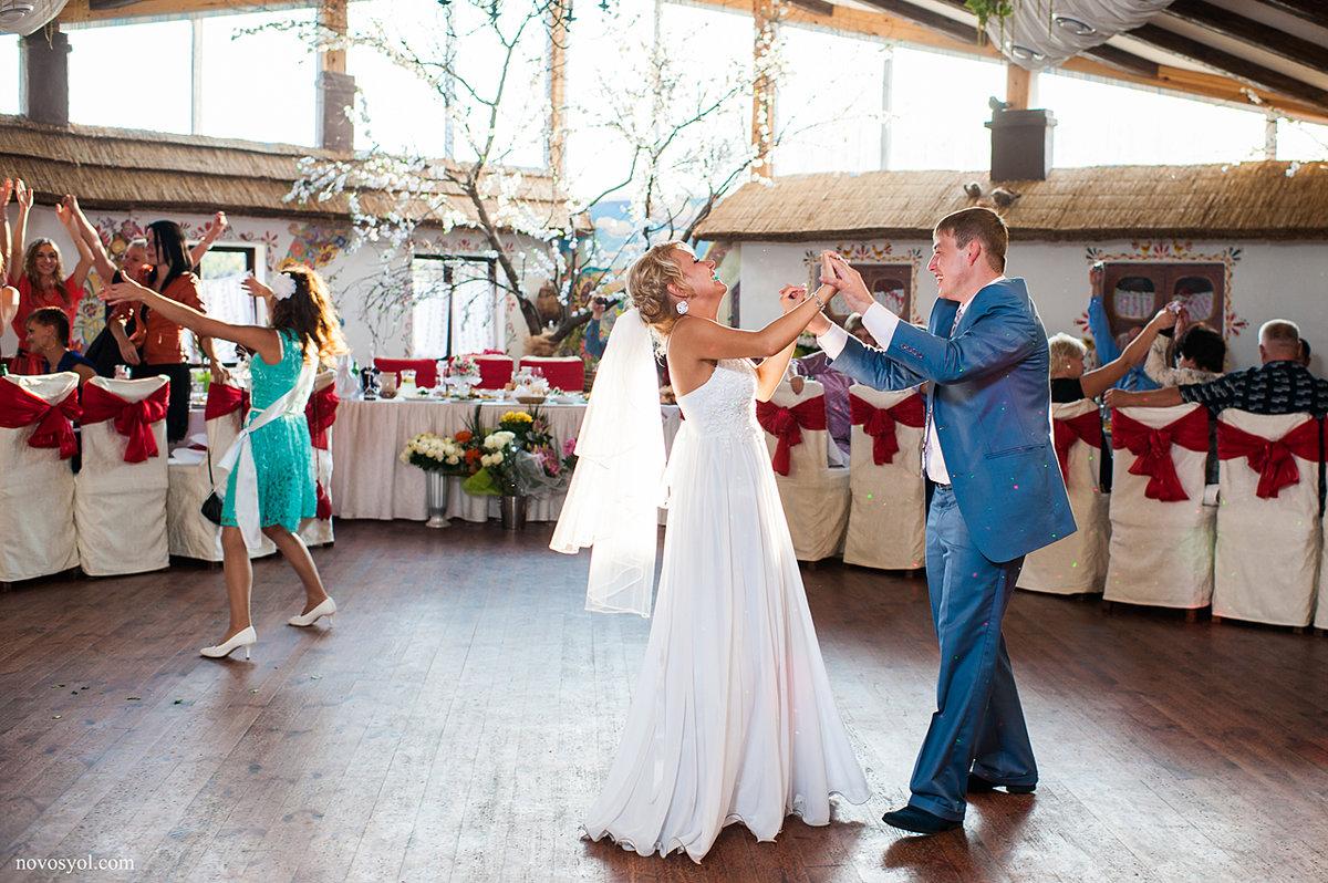 Песни для свадьбы танец молодых