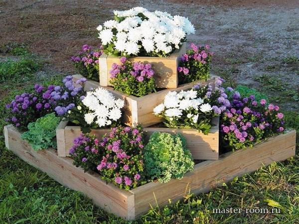 Красота своими руками на даче и в огороде