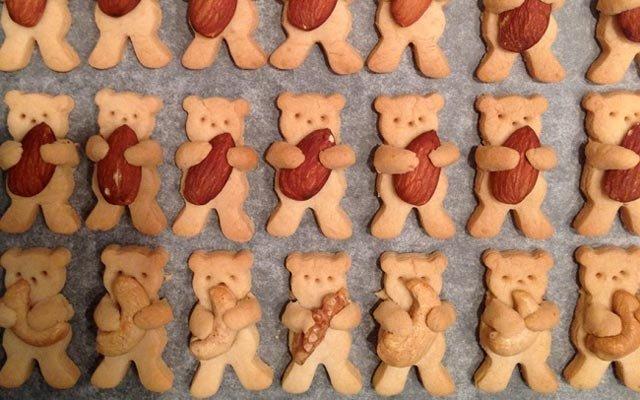 Рецепт с фото печенья для детей