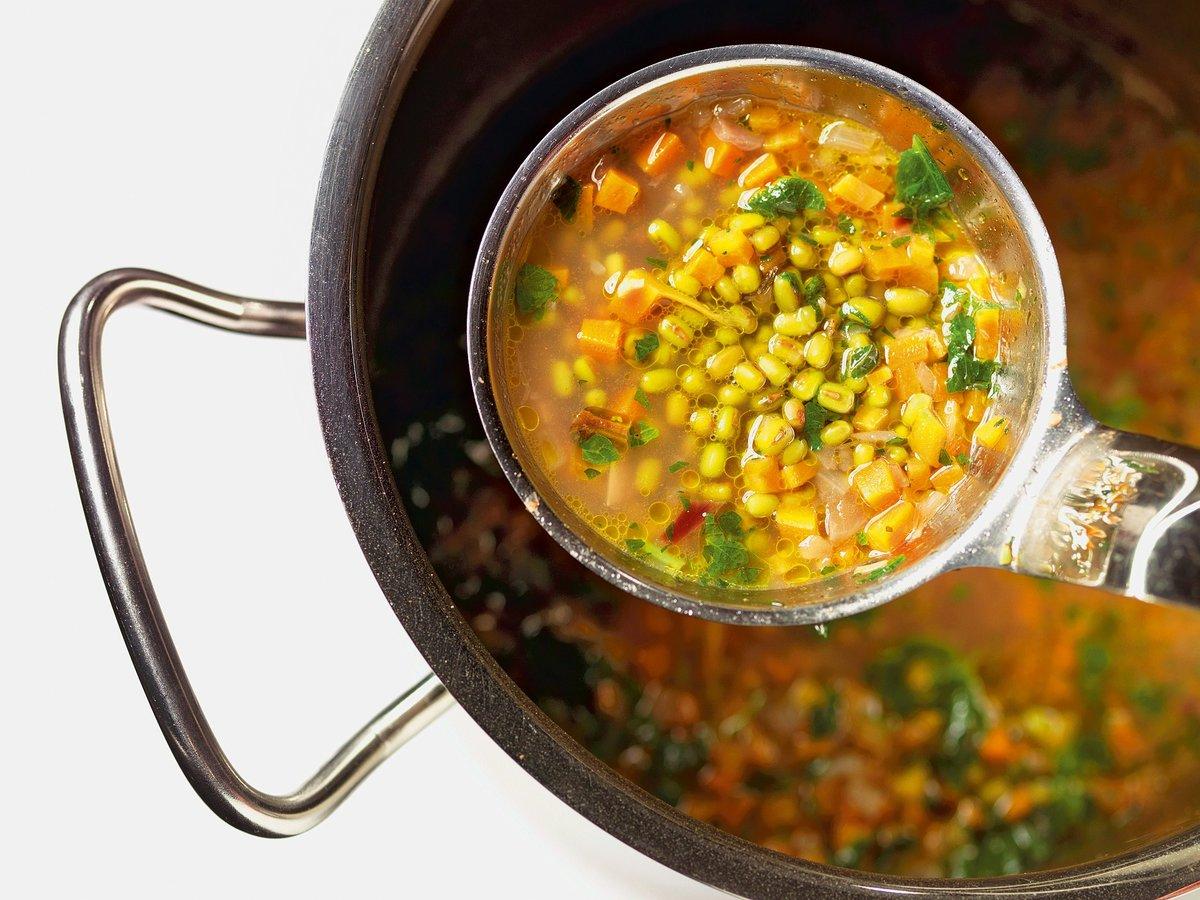 Блюда из фасоли маш рецепты с фото