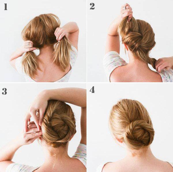 Прически своими руками на каждый день на редкие волосы