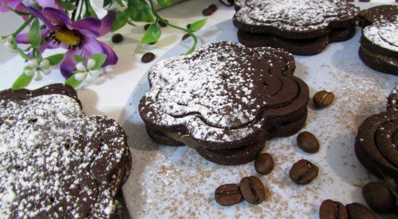 Простое шоколадное печенье рецепт с пошагово