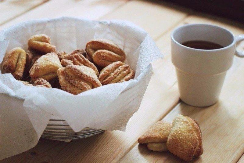 Печенье к чаю для детей
