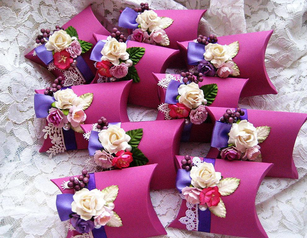 Варианты свадебных подарков 46