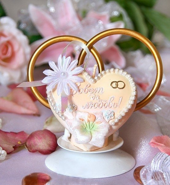 Поздравления с днём свадьбы своими словами невесте 96