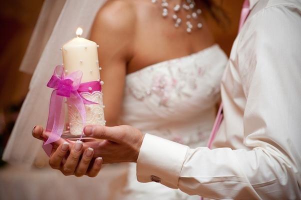 Свадебный домашний очаг своими руками