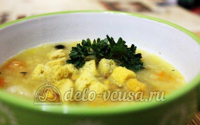 Суп с чечевицей и картофелем рецепт пошаговый