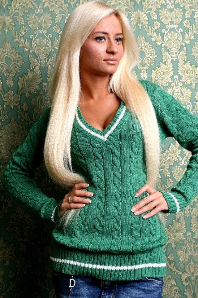 Вязание спицами молодежные кофты для девушек