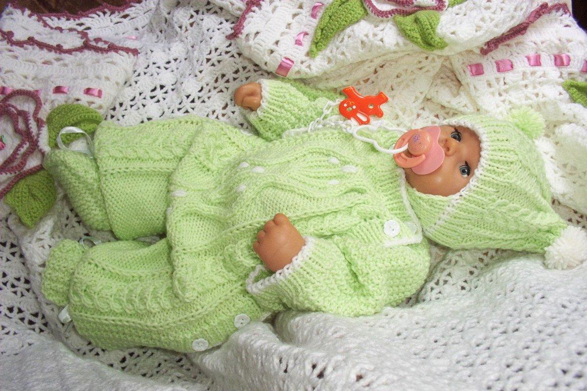 Вязание для новорожденных крючком с фото 451