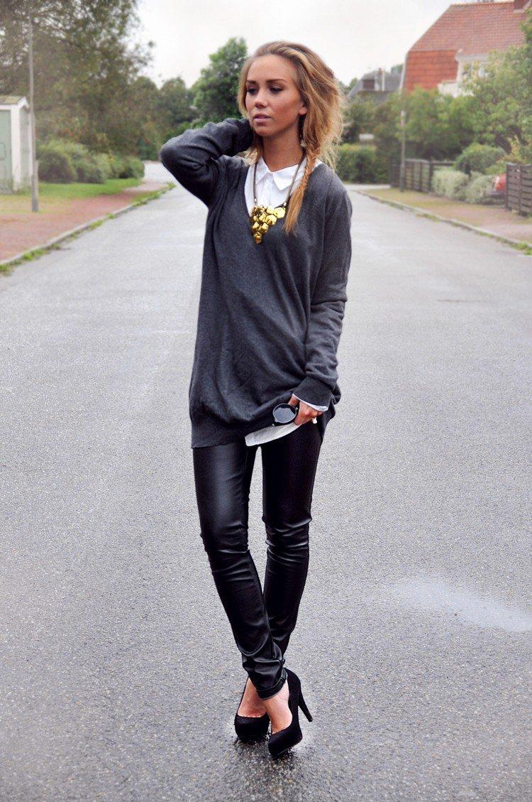 Фото стильно одета