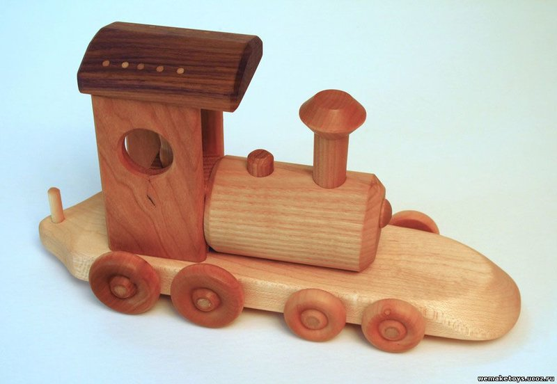 Фото поделки из древесины