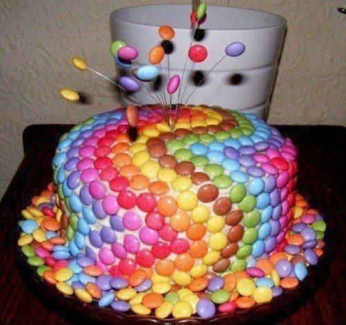 Украсить торт своими руками в домашних условиях медовый