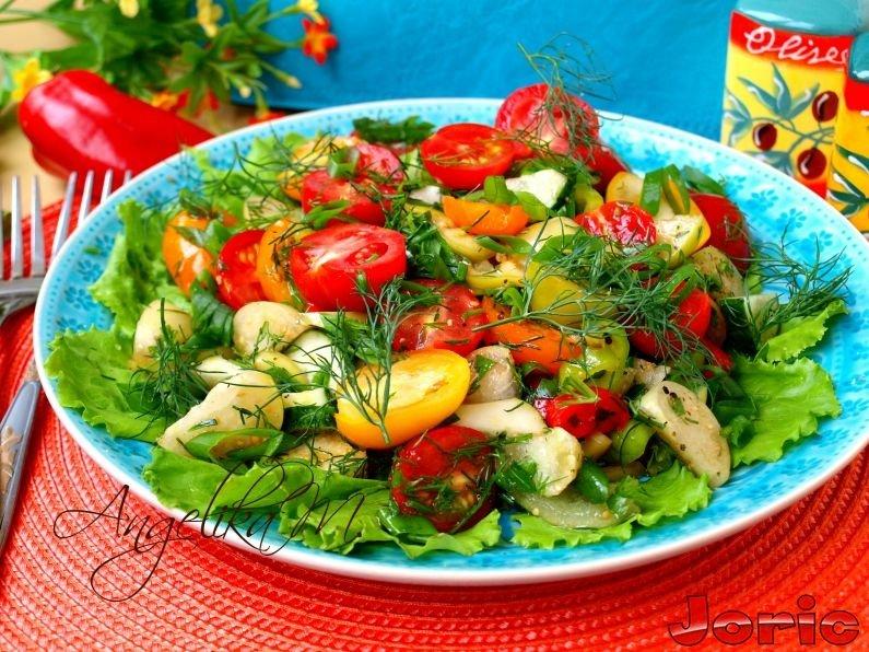 Простые рецепты из овощей на каждый день 132