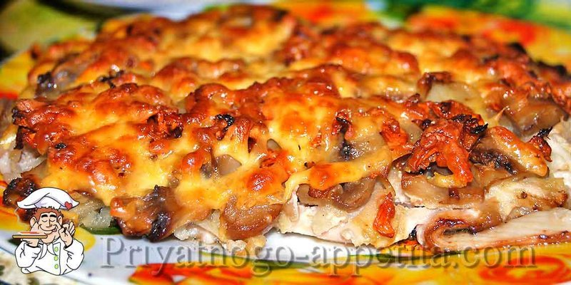 Скумбрия запеченная в духовке с сыром рецепт пошагово в духовке