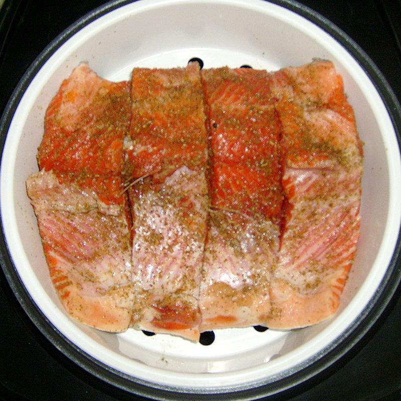 Рыба в мультиварке рецепты фото