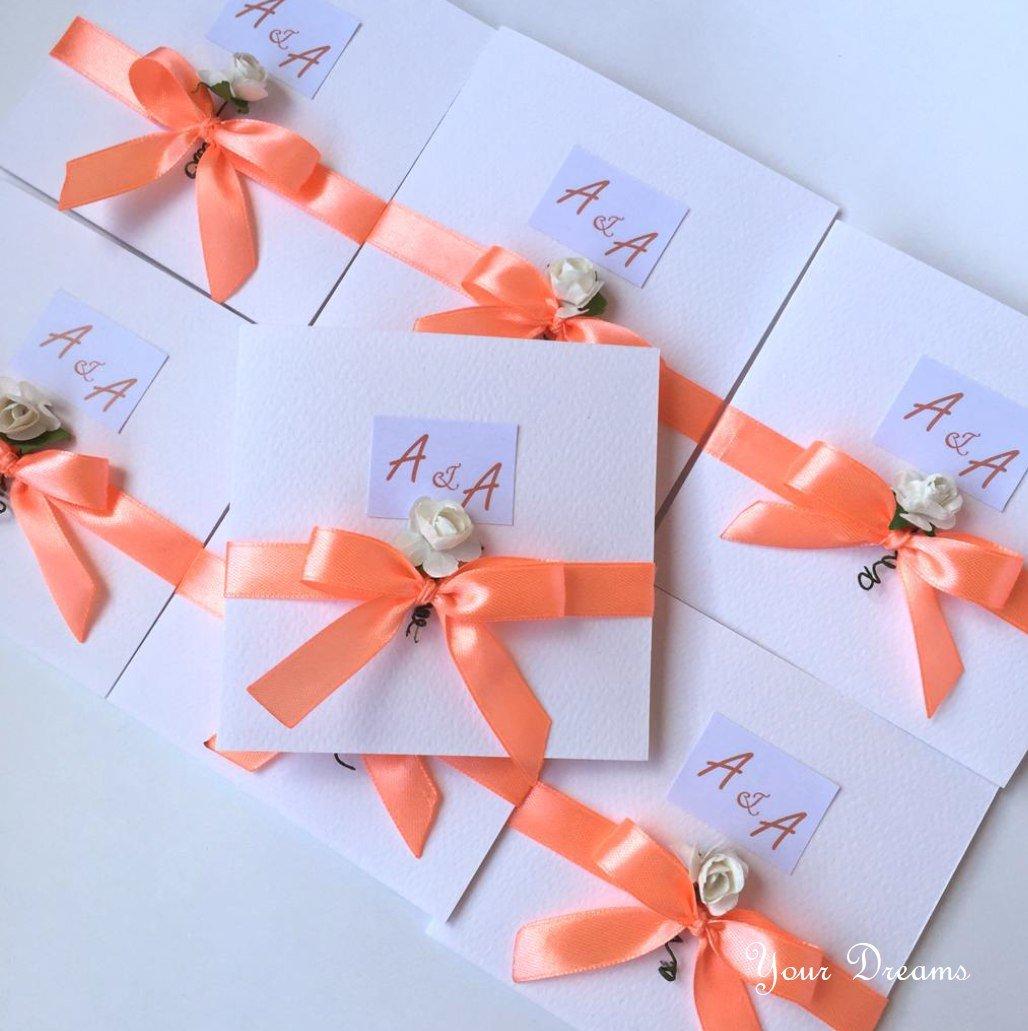 Пригласительные на свадьбу своими руками в бирюзовом цвете