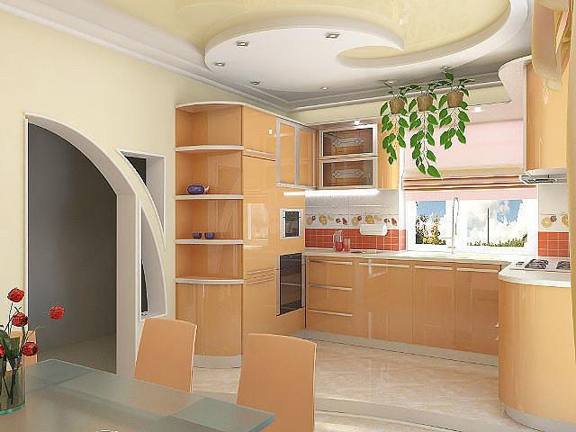 Дверные проемы кухня дизайн