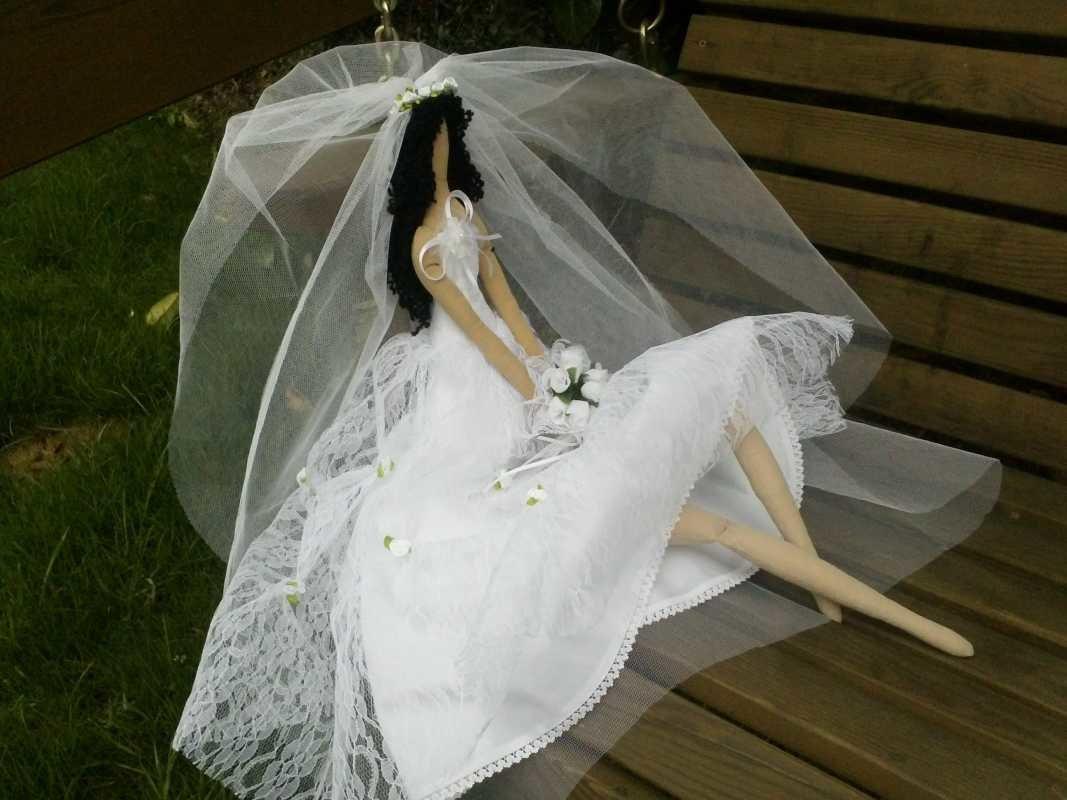 Что может сделать невеста своими руками