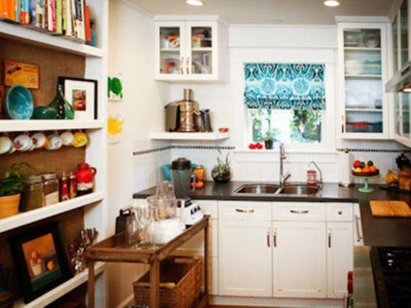 Бохо стиль в интерьере фото кухня