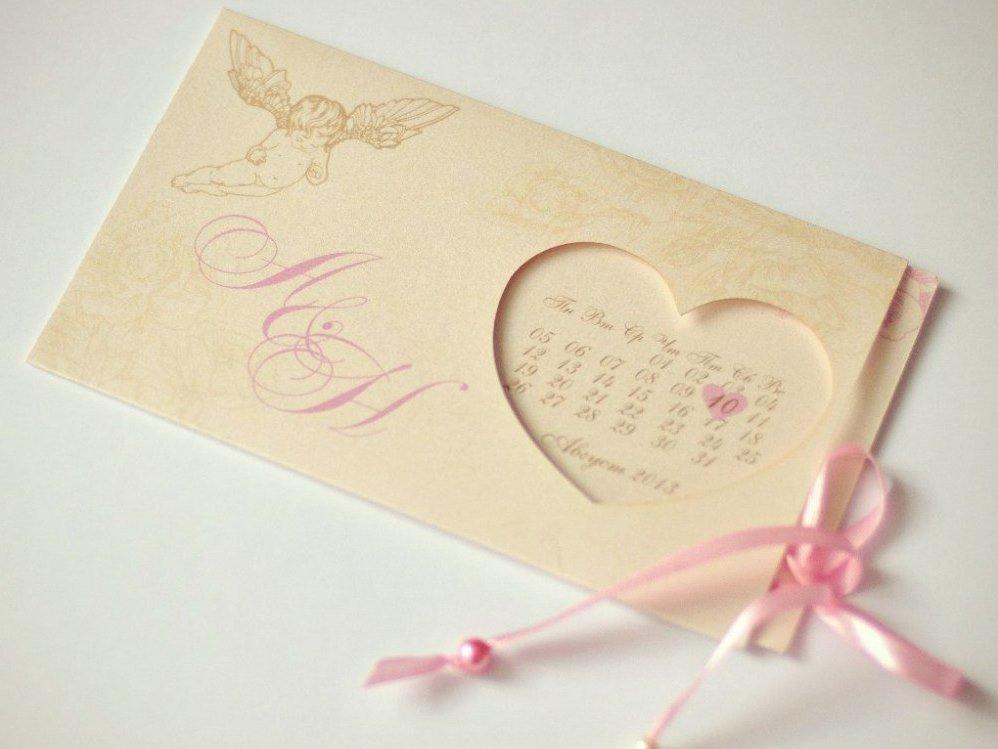 Оригинальные открытки приглашения на свадьбу 77